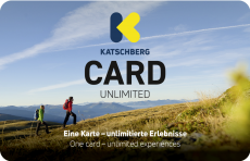 to the katschbergcard